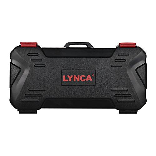 Docooler LYNCA KH 15 Water-Resistant XQD/CF/TF/MSD/SD/Micro SIM/Nano Memory Card Case Box Keeper Carrying Holder Storage Organizer 36 Slots for Sandisk Transcend Lexar Kingston