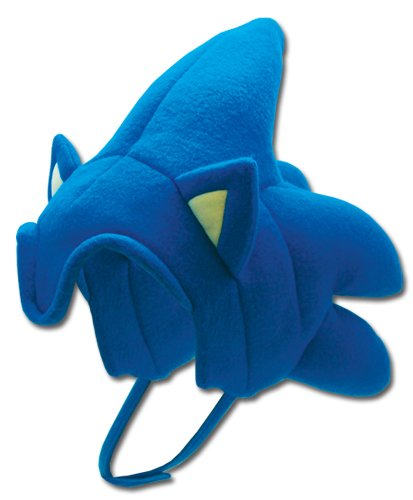 Image of GE Animation GE-2380 Sonic the Hedgehog - Sonic Hair Cosplay Hat