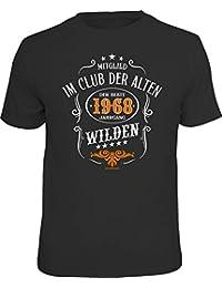 RAHMENLOS Original Geschenk T-Shirt Zum 50. Geburtstag