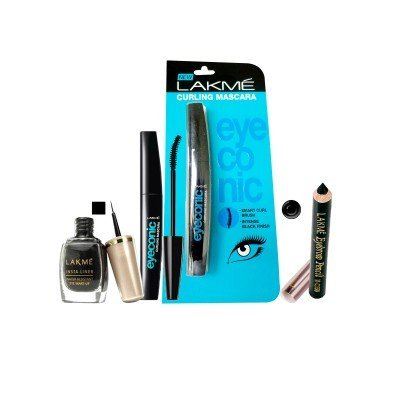 Lakme Combo of Eyeliner and Eyebrow