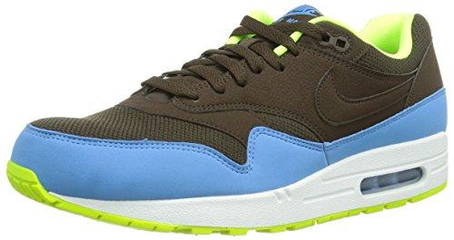 Nike Nike Air Max 1 Essential, Baskets mode homme Marron (Braun/Gelb)