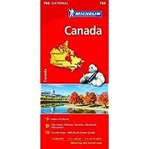 Canada Map 2017