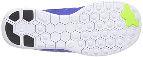 Nike Free 5.0 Jungen Laufschuhe Blau (Game Royal/Black/Neo Turqoise)