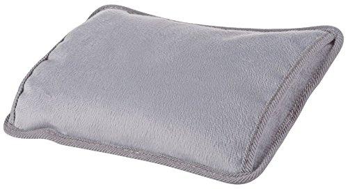 Ardes ar078 manolo scaldino elettrico forma di cuscinetto, pile morbido, grigio, 19 x 26.5 x 6.5 cm