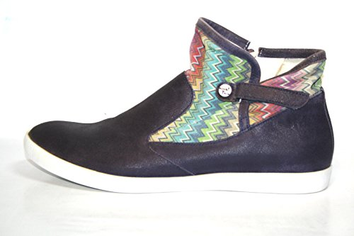 Think da donna Mari 82031Sneaker Stivali alla Caviglia - Violett (lila/kombi 38)