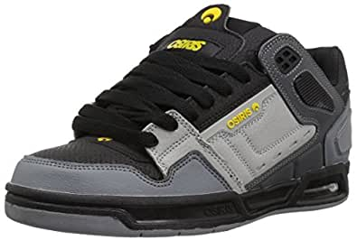 Peril Skate Shoe, Charcoal/Black