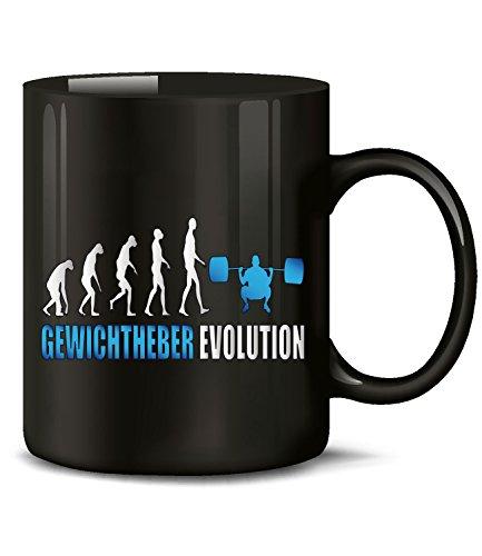 GEWICHTHEBER EVOLUTION 610(Schwarz-Blau)