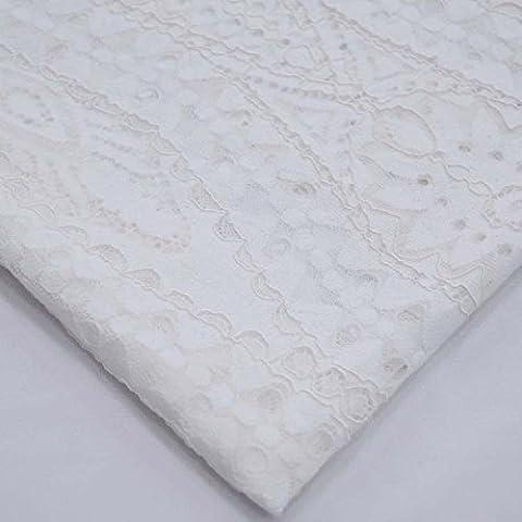Nuovo 2016 New Brand Classical Hollow tessuti del merletto di fascia alta abiti di pizzo (Dobby Pizzo)