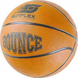 Basketball Bounce la Sunflex Bounce basket-ball dans Tournoi Taille 7avec vernähung rend chaque...