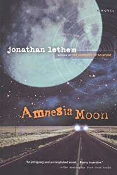 Amnesia Moon (English Edition)