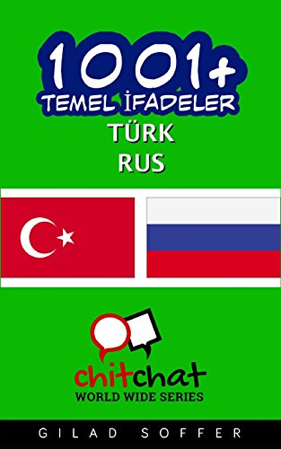 1001+ Basic Phrases Turkish - Russian