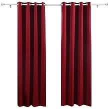 Suchergebnis auf Amazon.de für: Vorhang rot schwarz