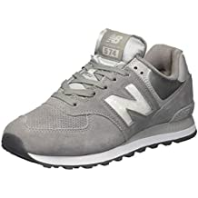 new balance gris 574 mujer