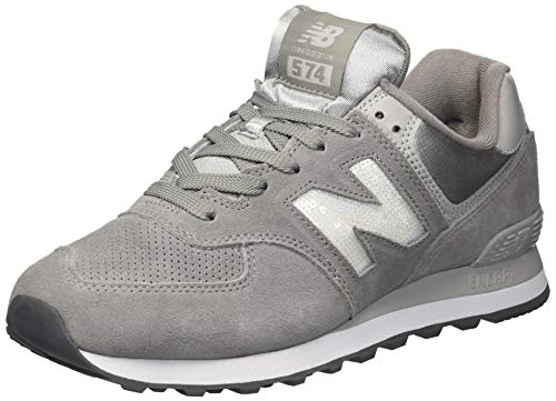New Balance Damen 574v2 Sneaker, Grau (Marblehead/Magnet Fhc), 41 EU