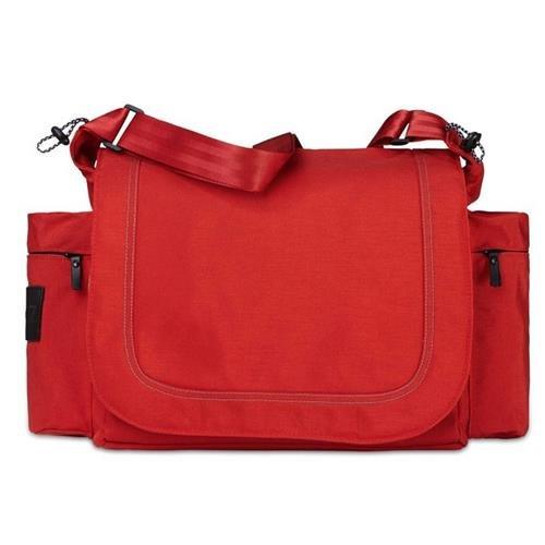 Preisvergleich Produktbild Joolz Day Wickeltasche / Pflegetasche - ROT - 2014