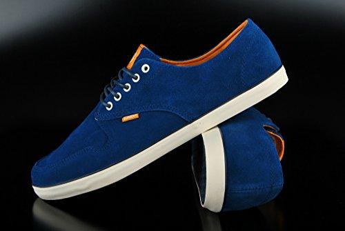 Element Topaz Suede Sneaker Dark Denim Dijo US12/EU46