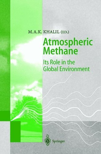 Atmospheric Methane: Its Role in the Global Environment (English Edition)