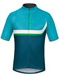 Gore Bike Wear Herren Bustier und Top Power Trail Jersey Funktionsunterwäsche/Bustiers & Tops