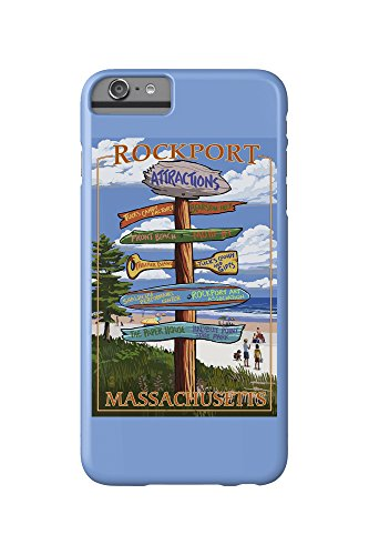 rockport-massachusetts-sign-destinations-iphone-6-plus-cell-phone-case-slim-barely-there