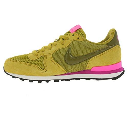 Nike 828407-302, Chaussures de Sport Femme, Vert, 37.5 EU Gelb