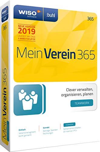 WISO Mein Verein 365 Teamwork (2019) Clever verwalten, organisieren und planen