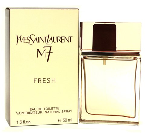 Yves Saint Laurent M7 Fresh Eau de Toilette Spray 50ml -