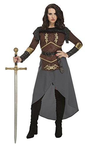Imagen de my other me  disfraz de guerrera para mujer, s viving costumes 204124