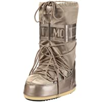 Moon Boot Glance - Botas de nieve, talla: 35/38, color: Plateado 001