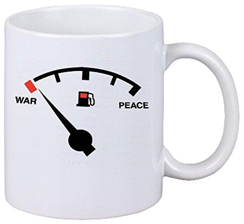 Reifen-Markt Kaffeetasse Motiv Nr. 1704 Tankanzeige Benzin Diesel Treibstoff ein muss auf jeder...