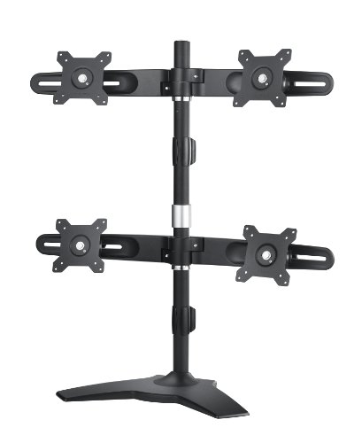 AG Neovo DMS 01Q Desk Mounting remain for Quadruple Monitors Monitor Arms Stands