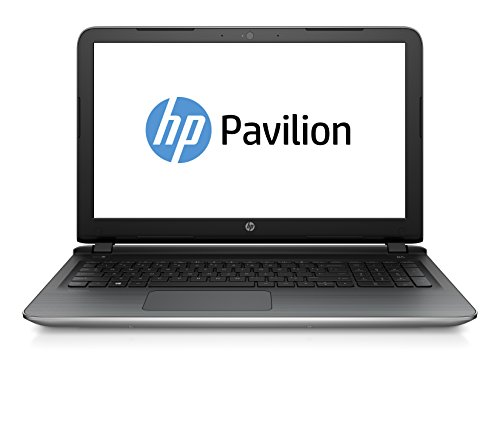 Preisvergleich Produktbild 'HP Pavillon 15-ab223ng 15, 6 HD-Display,  Intel Core i5 – 6200U,  8 GB,  1000 GB SSHD,  GeForce 940 M (2 GB),  10 Siege (w0y57ea)