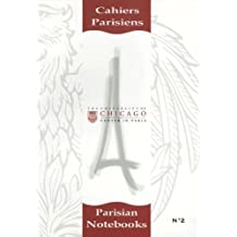 Cahiers Parisiens/Parisian Notebooks No.2