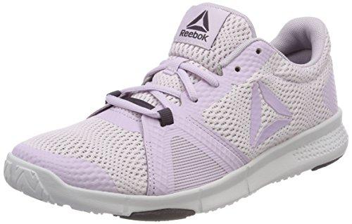 Reebok Flexile, Zapatillas de Deporte para Mujer, Multicolor (Quartz/Smoky Volcano/Porcelain 000), 39 EU