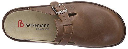 Berkemann Max, Mules homme Marron - Braun (408 cognac)