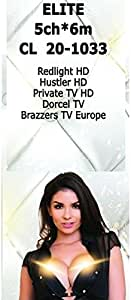 Redlight Hd Elite 5 High Class Kanäle 6 Monate In Viaccess Auf Hotbird Hustler Dorcel Privatetv