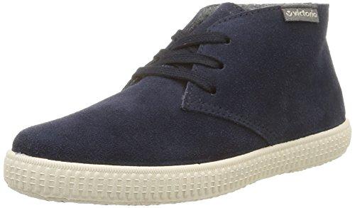Victoria 106788, Unisex-Erwachsene Desert Boots Bleu (Marino)