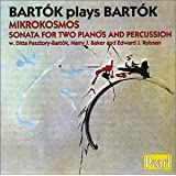 Bartók - Mikrocosmos; Sonata for two pianos and percussion