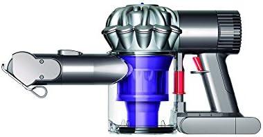 Dyson 238734-01 V6 kabelloser Staubsauger (Trigger + beutel- und inkl. motorisierter Mini-Elektrobürste, Kombi- und Fugendüse / Beutelloser Handstaubsauger mit Nickel-Mangan-Cobalt Akku)