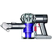 Dyson V6 Trigger + Aspiradora de Mano con 2 Funciones, 100 W, 87 Decibeles, Morado