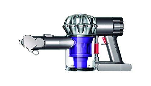 Dyson V6 Trigger + beutel- & kabelloser Staubsauger inkl. motorisierter Mini-Elektrobürste, Kombi- & Fugendüse / Beutelloser Handstaubsauger mit Nickel-Mangan-Cobalt Akku