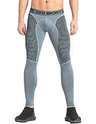 E itLeggings UomoSport Amazon Uomo Pantaloncini Tempo Libero E29DWHIY
