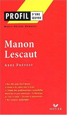 profil-d-39-une-oeuvre-manon-lescaut-de-l-39-abb-prvost