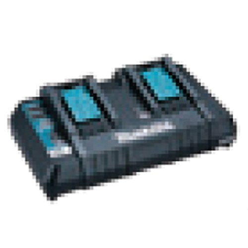 Preisvergleich Produktbild Makita DC18RD - 0, 5 h - 0, 75 h - 2, 25 kg - Schwarz - Blau - Indoor Battery Charger - Lithium-Ion (DC18RD)