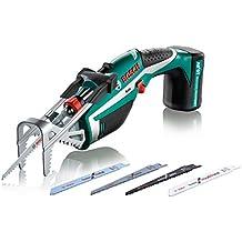 Bosch Keo Set - cordless universal cutters (Black, green, Silver,