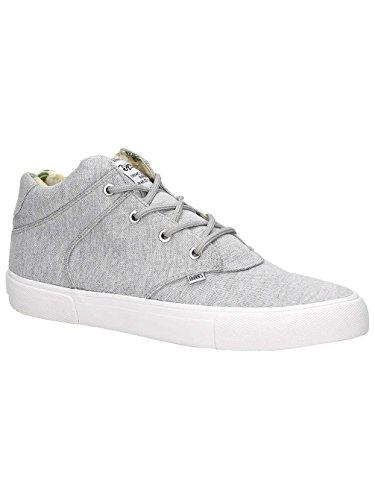 Djinns Herren Sneaker Chunk Jersey Aloha Sneakers Grey