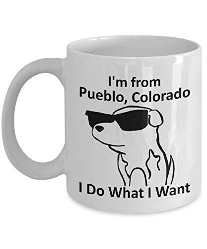 de Coffee Mug 11oz White Gift Cup ()