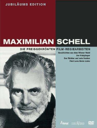 Maximilian Schell - Die preisgekrönten Film-Regiearbeiten (Jubiläums Edition) [2 DVDs]