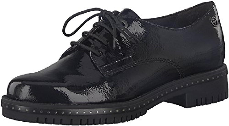 Tamaris 23306-21 - Zapatos de Cordones de Sintético para Mujer