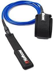 2018 Northcore 6mm Surfboard Leash 8FT - BLUE NOCO56C