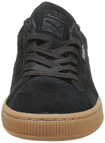 Puma Suede Classic Citi, Sneakers Basses Mixte Adulte Noir (Puma Black 03)